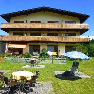 酒店图片: Haus Alpenland, Tannheim