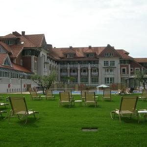 Hotel Pictures: Gran Hotel Balneario De Puente Viesgo, Puente Viesgo