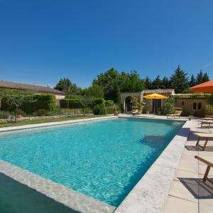 Hotel Pictures: Holiday Home L'Olivier, Lagnes