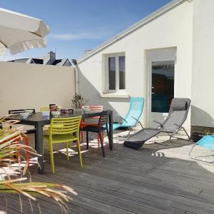 Hotel Pictures: Holiday Home Sables Blancs, Plobannalec-Lesconil
