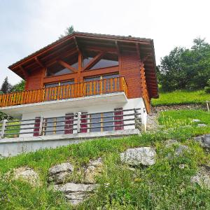 Hotel Pictures: Chalet Chalet Double Rouge, Gryon