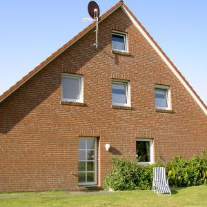 Hotel Pictures: Apartment Fulkumer Weg, Roggenstede