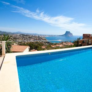 Hotel Pictures: Holiday Home Audine, Calpe
