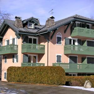 Hotel Pictures: Apartment Parc du Mont Joly, Saint-Gervais-les-Bains