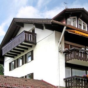 Hotelbilleder: Apartment Buchfinkenweg.1, Staig