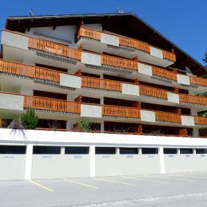 Hotel Pictures: Apartment Domino B 48, Ovronnaz