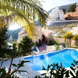 Hotel Pictures: Apartment Los Lirios 01, Altea la Vieja
