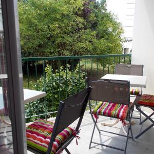 Hotel Pictures: Apartment Clémenceau, Royan