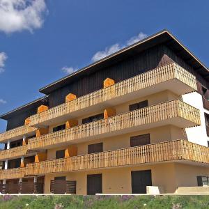 Hotel Pictures: Apartment 1.2.3 Soleil.8, La Toussuire