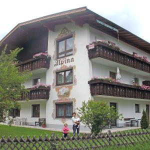 Hotellikuvia: Apartment Kaiserwinkl.2, Walchsee