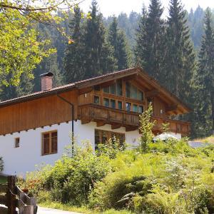 Fotos do Hotel: Holiday Home Josef, Niederau