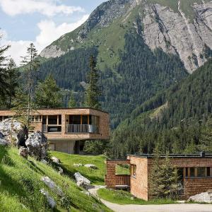Zdjęcia hotelu: Chalet Gradonna Mountain Resort.2, Kals am Großglockner