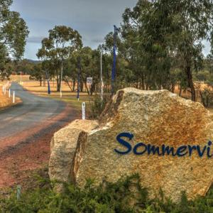ホテル写真: Sommerville Valley Tourist Park & Resort, Stanthorpe