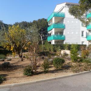 Hotel Pictures: Apartment Les Jardins de Jade A, Boulouris-sur-Mer