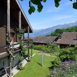 Hotel Pictures: Chalet Marbach, Faulensee
