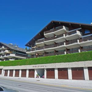Hotel Pictures: Apartment Rives du Golf A/B, Crans-Montana