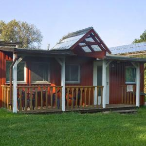 Hotel Pictures: Holiday Home Geesthof.1, Klint