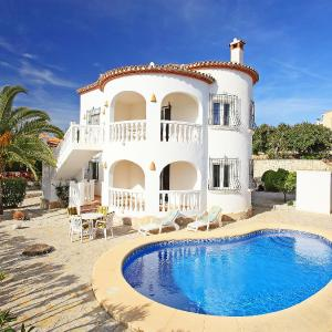 Hotel Pictures: Holiday Home Pla del Mar 01, Moraira