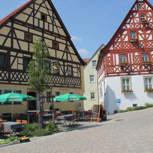 Hotelbilleder: Hotel-Restaurant Stern, Geiselwind