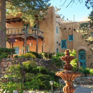 Hotelbilleder: Inn of the Turquoise Bear, Santa Fe
