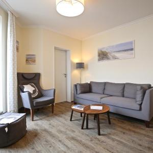 Hotelbilleder: Strandvilla Marina Whg. 18, Wangerooge