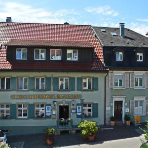 Hotel Pictures: Hotel Alte Post, Laufenburg