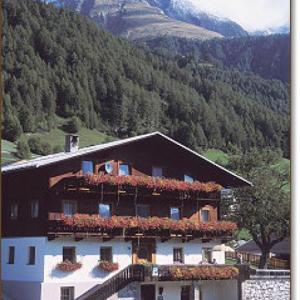 ホテル写真: Pension Alpenhof, Virgen