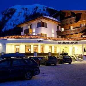 Hotelbilleder: Berghotel Rasis, Galtür