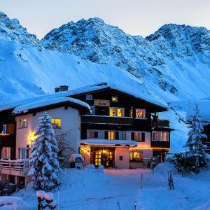 Hotel Pictures: Hotel Gspan, Arosa