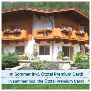 Hotellikuvia: Apartment Isak, Umhausen