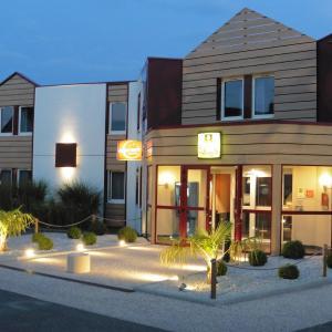 Hotel Pictures: Logis Hôtel Astréa, Varennes Vauzelles