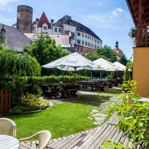 Hotel Pictures: Penzion Pod Zamkem, Jindrichuv Hradec