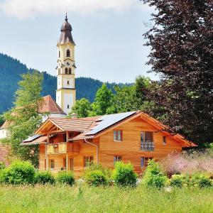 Hotelbilleder: Haus Sonnenau, Pfronten