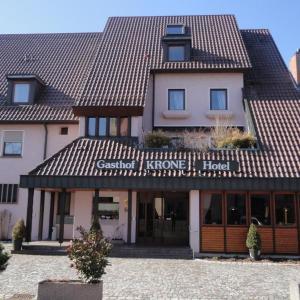 Hotelbilleder: Gasthof Krone, Ötisheim
