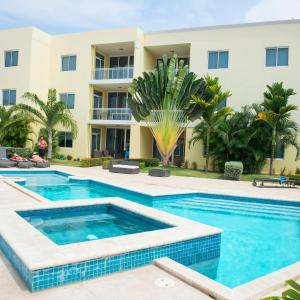Fotografie hotelů: Sunset Beach Two-bedroom condo - SR02, Palm-Eagle Beach