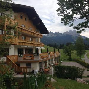Zdjęcia hotelu: Haus Sonnleiten - Guggerhof, Tannheim