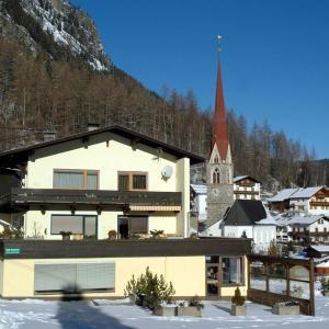 Fotografie hotelů: Ferienwohnung Burgstein, Umhausen