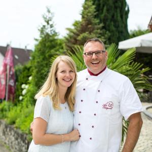 Hotel Pictures: Hotel & Restaurant 'Am Obstgarten', Oberteuringen