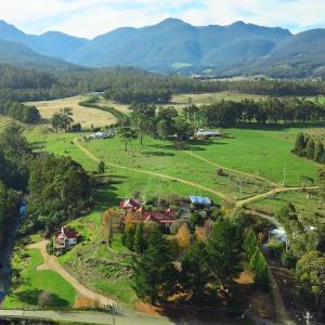 Hotellikuvia: Crabtree House, Huonville