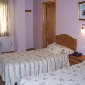 Hotel Pictures: Hotel Mesón el Castillo, Bañeres de Mariola