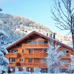 Hotel Pictures: Chalet des Amis, Champéry