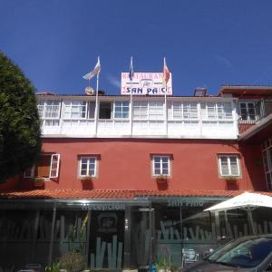 Hotel Pictures: Hostal San Paio, Lavacolla