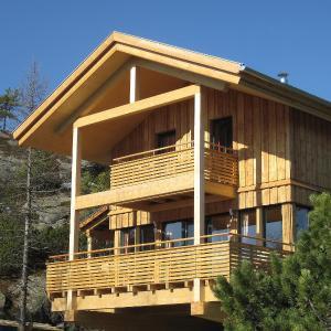 Zdjęcia hotelu: Holiday Home Chalet Nr.19, Turracher Hohe