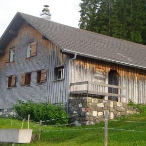 Hotellikuvia: Vorsäßhütte am Klausberg, Schwarzenberg im Bregenzerwald