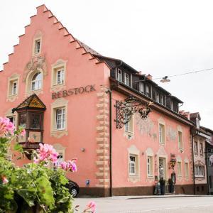 Hotelbilleder: Landgasthof Hotel Rebstock, Stühlingen