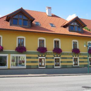 Hotellikuvia: Gasthof zur Post, Schörfling