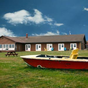 Hotel Pictures: Brier Island Lodge, Westport