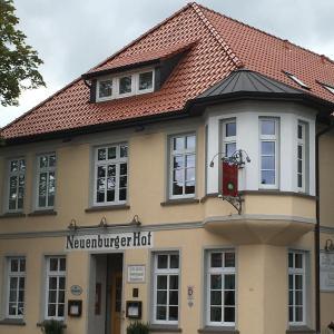 Hotelbilleder: Hotel Neuenburger Hof, Neuenburg