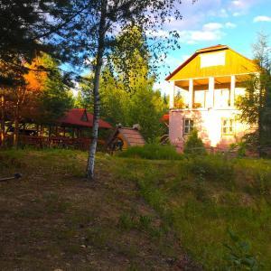 Hotellbilder: Usadba Glyvinskaya, Borisov