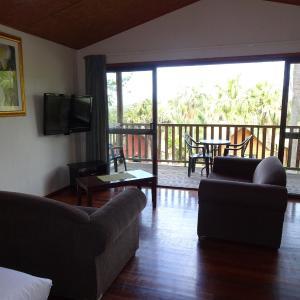 Photos de l'hôtel: #17 Korora Palm - 1 Bedroom Bure, Coffs Harbour
